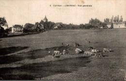LUBERSAC VUE GENERALE - France
