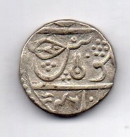 INDE - INDORE, 1 Rupee, Silver, AH 1217, Year 46, KM #58.2 - Inde