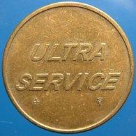 TA 052-01 - Ultra Service - Zwijndrecht - Auto Wasserette Car Wash Machine Token Clean Park Auto Wasch Waschpark - Firma's