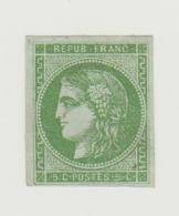 France : A VOIR !!!! Emission De Bordeaux N° 42 B - NSG - Belle Marges - - 1870 Bordeaux Printing