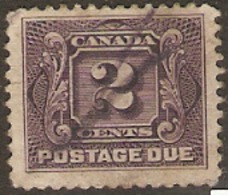 Canada  1930    SG D10  Postage Due  Ine Used - Gebruikt