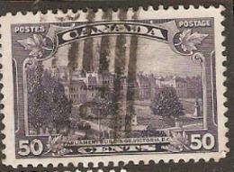 Canada  1935    SG 350  Parliament Buildings   Victoria  Fine Used - Gebruikt