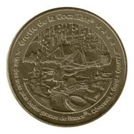 Monnaie De Paris , 2013 , Courry , Grotte De La Cocalière , Campement De Spéléologues - Monnaie De Paris