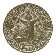 Monnaie De Paris , 2014 , Paris , Sacré Coeur De Montmartre , Christ De La Mosaïque - Monnaie De Paris