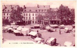 65 TARBES - La Place Marcadieu - Tarbes
