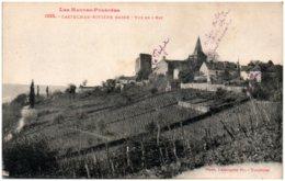 65 CASTELNAU-RIVIERE-BASSE - Vue De L'Est - Frankrijk