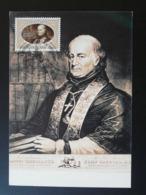 Carte Maximum Card American Revolution John Carroll Bishop Of Baltimore Vatican (ref 84922) - Us Independence