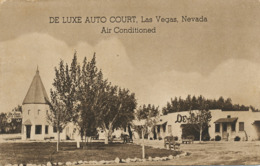 Las Vegas Nevada De Luxe Auto Court - Las Vegas