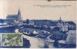 Rouen Le Plateau De Bon Secours 1924 - Rouen