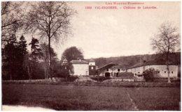65 VIC-BIGORRE - Chateau De Labarthe - Vic Sur Bigorre