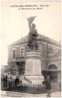 65 CASTELNAU-MAGNOAC - Le Monument Aux Morts - Frankrijk