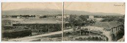 CRETE LA CANEE  4 Carte Faisant Panorama  Quartier Ville  1900  E  A Cavaliero  La Canée   D16 2019 - Griekenland