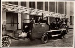 Germany - AK 'Dresdner Jahresschau 1935, Der Rote Hahn' Mit Sonderstempel. - Dresden