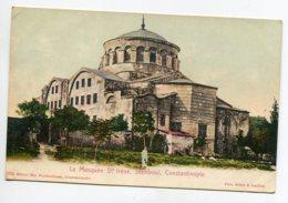 TURQUIE CONSTANTINOPLE Mosquée Ste Irène Stamboul  Edit Max Fruchtermann No 1635  Constantinople  1900       D16 2019 - Turquie