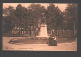 Namur - Statue D'Omalius D'Halloy - Animée - Namur