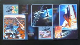 Carte Maximum Card (x6) Conquête De L'espace Space Conquest Australie Australia (ref 85054) - FDC & Commemoratives