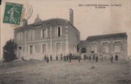 COUTURE La Mairie Et L'école - Autres Communes