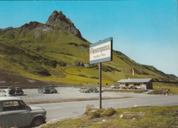 Austria - 6767 Warth  - Rasthaus Flexenpass - Cars - VW Käfer - Fiat - Warth