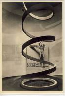 MILANO - ESPOSIZIONE AERONAUTICA ITALIANA   1934, Sala D'Icaro, Scultura - Exhibitions