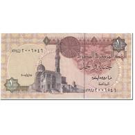 Billet, Égypte, 1 Pound, 2005, 2005-04-17, KM:50j, TTB - Aegypten