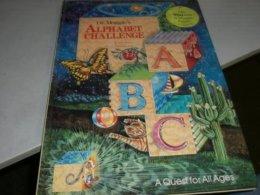 LIBRO ALPHABET CHALLENGE  DR MOGGLE'S 1985 - Bambini