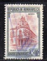 APR1756a - HONDURAS 1956 ,  Posta Aerea Yvert N. 244 Usato  (2380A) - Honduras