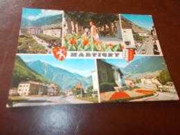 B738  Martigny Svizzera Viaggiata Lievi Imperfezioni Angoli - Altri