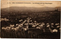 CPA G. D'O. - CLERMONT-FERRAND - La Cite Michelin De Chantusgue (244934) - Clermont Ferrand