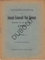 Boerenkrijg - J-E. Van Gansen - Levensbeschrijving - Heist Op Den Berg (R297) - Oud