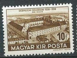 Hongrie -    - Yvert N° 514 *     -  Cw 35024 - Hongrie