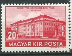 Hongrie -    - Yvert N° 516 *     -  Cw 35025 - Hongrie