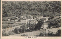 PULFERO - PANORAMA-  1941 - Udine