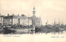 Ostende - Bassins - Lagaert N° 20 - Oostende