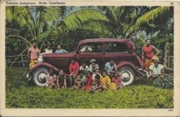 NOUVELLE CALEDONIE, Enfants Indigènes - New Caledonia