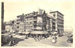 La Panne - Coin Avenue De La Mer Et Avenue De Dunkerque - Thill N° 6 - De Panne