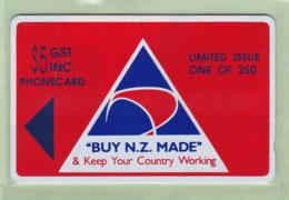 New Zealand - Private Overprint - 1994 Buy NZ Made $5 - Mint - NZ-CO-41 - New Zealand