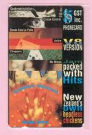 New Zealand - Private Overprint - 1993 Headless Chickens $5 - Mint - NZ-CO-19 - New Zealand