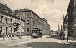 KARLSRUHE KALSERSTRASSE  U POLYTECHNICUM - Karlsruhe