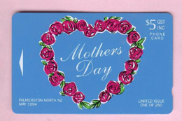 New Zealand - Private Overprint - 1994 Mothers Day $5 - Mint - NZ-CO-34 - New Zealand
