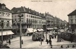 KARLSRUHE I B KAISERSTRASSE - Karlsruhe
