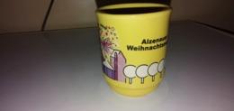 TASSE PORCELAINE -ALZENAUER WEIHNACHTSMARKT-20 JAHRE-1999-2000 - Tasses