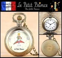 Montre Gousset NEUVE ! ( Pocket Watch ) - Le Petit Prince Saint-Exupéry ( Ref 3 ) - Montres Gousset