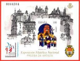 España. Spain. 1993. PO. Exposicion Filatelica Nacional. EXFILNA '93. Alcañiz. Teruel - Exposiciones Filatélicas