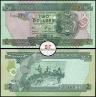 Solomon Islands | 2 Dollars | 2011 | P.25a | Sig.2 | UNC - Isla Salomon