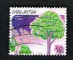 MALESIA (MALAYSIA)  -  SG 763.766  -   1999  TREES  -  USED ° - Malesia (1964-...)