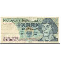 Billet, Pologne, 1000 Zlotych, 1975, 1975-07-02, KM:146a, TB - Pologne