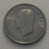 1962 - Grèce - Greece - 50 LEPTA, PAUL 1, KM 80 - Grecia