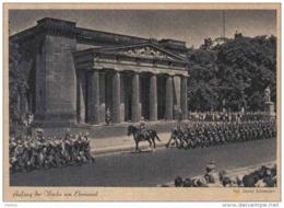 Carte Postale Allemagne  Berlin Défilé De Soldat Allemand Du IIIèm Reich  Trés Beau Plan - Non Classés