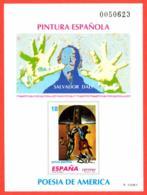 España. Spain. 1994. PO. Salvador Dali - Arte