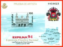 España. Spain. 1994. PO. EXFILNA '94. Exposicion Filatelica Nacional. Las Palmas De Gran Canaria - Exposiciones Filatélicas